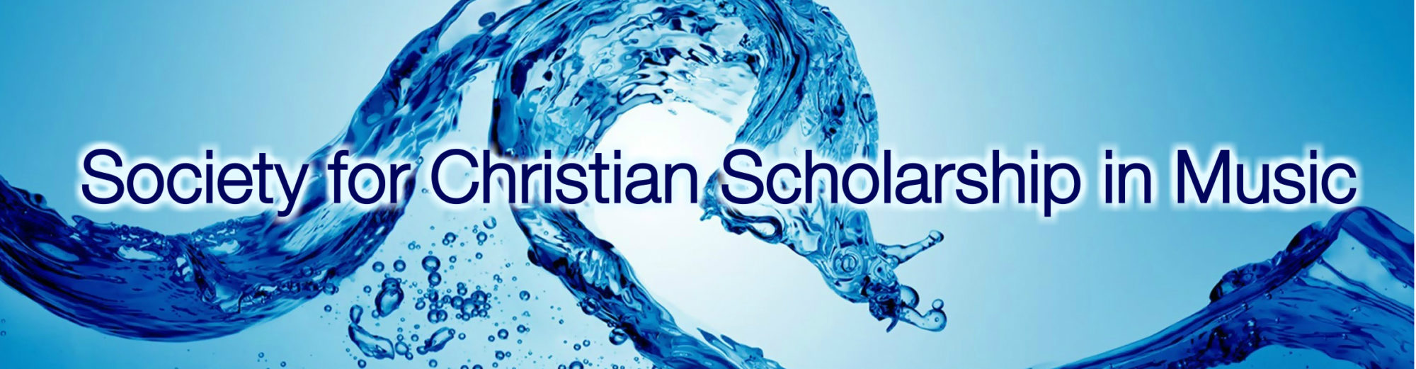 Society for Christian Scholarship in Music
