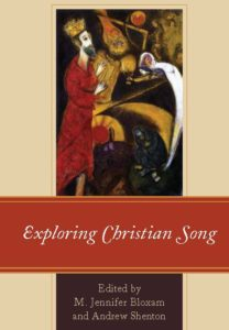 Exploring Christian Song front cover